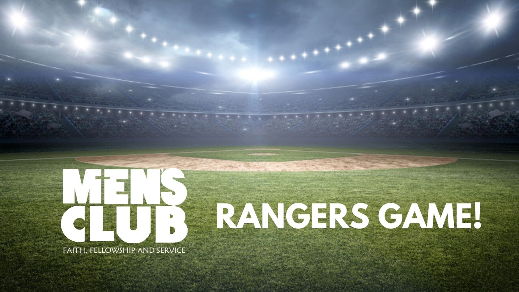 Ranger Outing sponsored by Men's Club