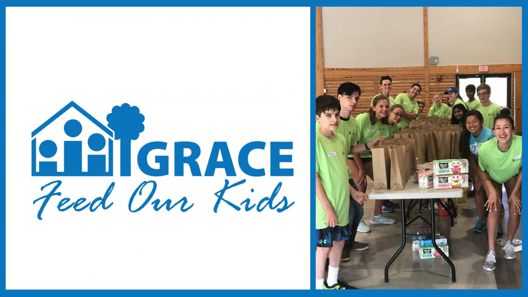 GRACE - Feed Our Kids