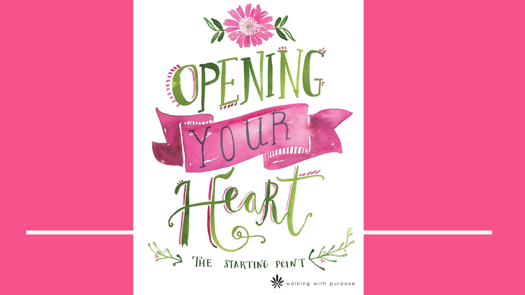 WWP - Opening Your Heart