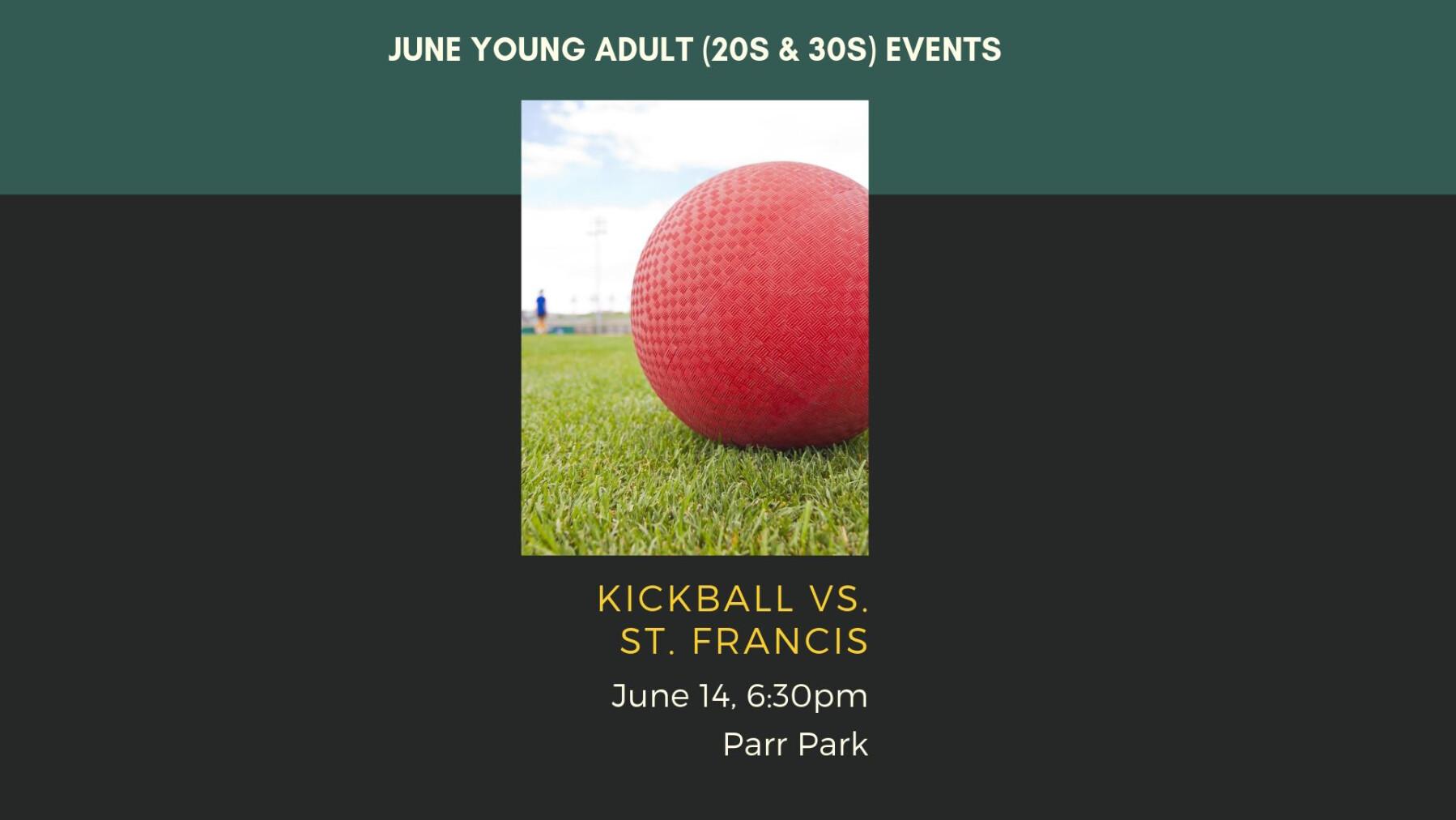 Young Adult Kickball