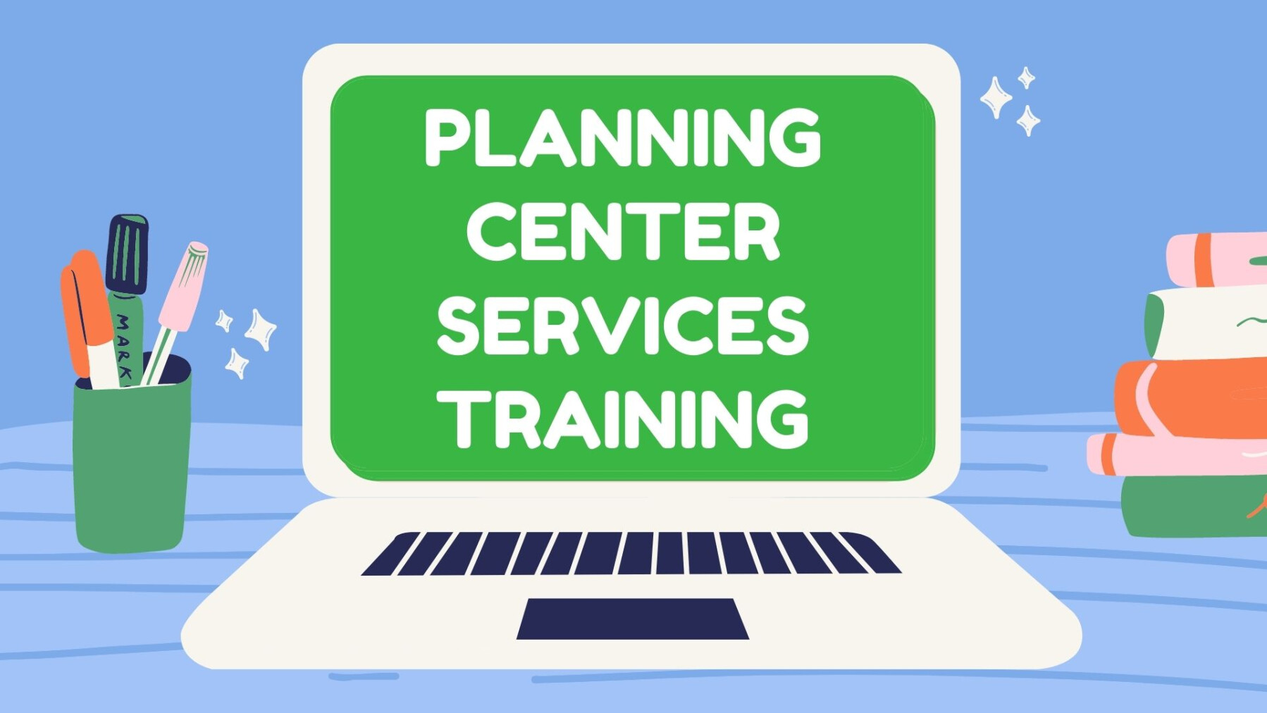 Planning Center Services Training for Liturgical Ministers